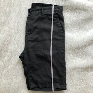 Obey charcoal shorts size small